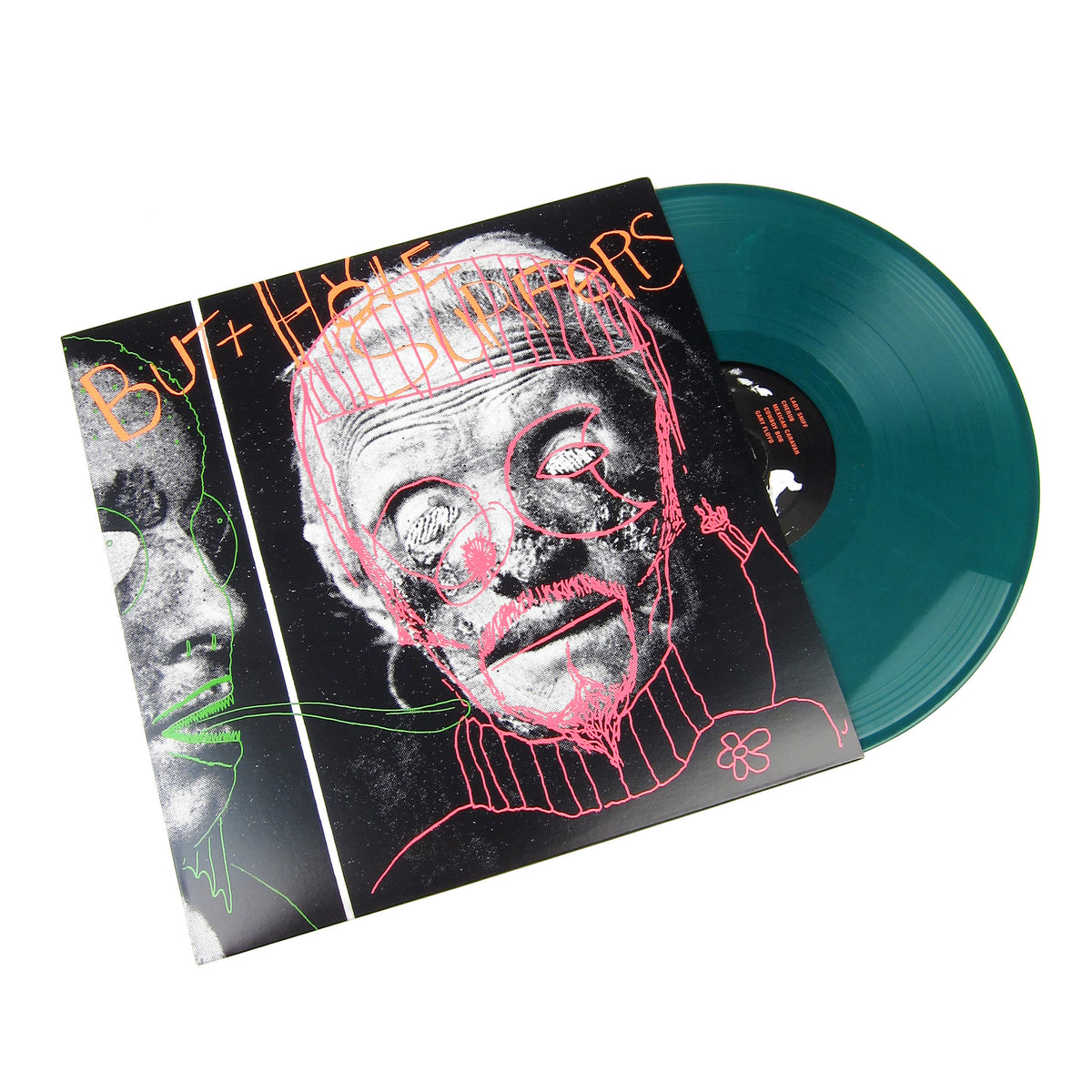 Butthole Surfers: Psychic... Powerless... Another Man's Sac (Colored Vinyl) Vinyl LP
