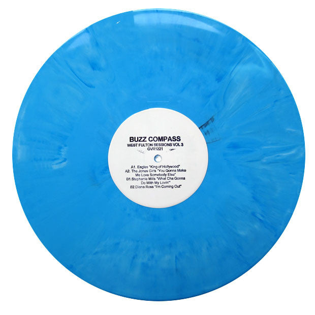 Buzz Compass: West Fulton Session Volume 3 (Colored Vinyl) 12""