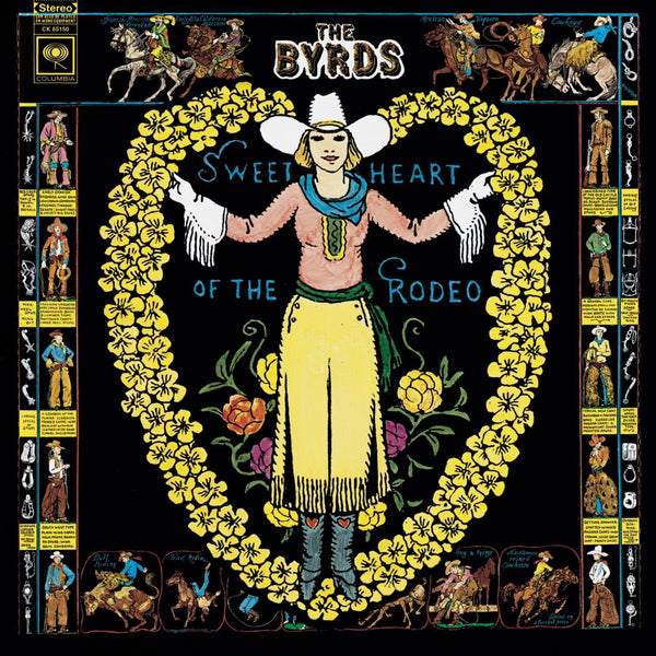 The Byrds: Sweetheart of the Rodeo - Legacy Edition Vinyl 4LP (Record Store Day)
