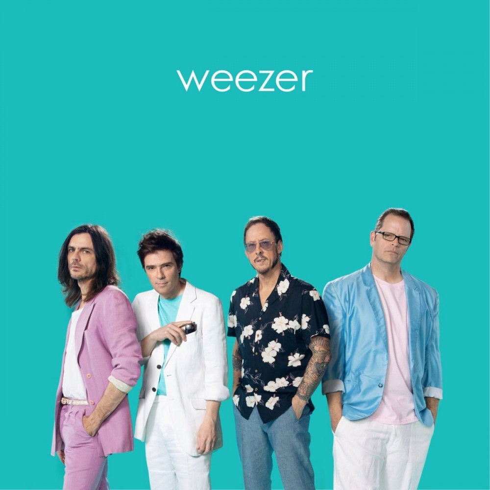 Weezer: Teal Album (Colored Vinyl) Vinyl LP (Record Store Day)