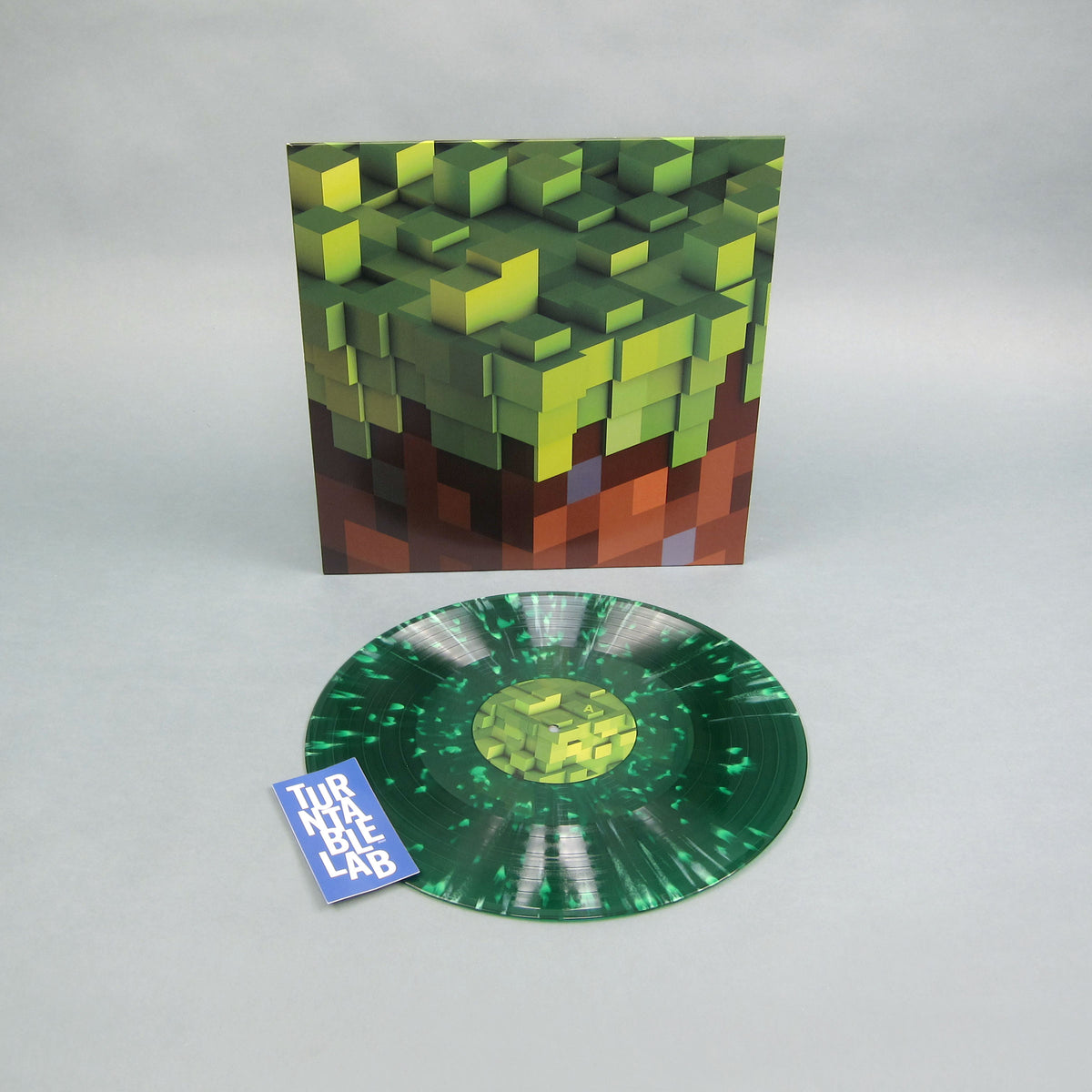 C418: Minecraft Volume Alpha (Colored Vinyl) Vinyl LP - Turntable Lab Exclusive - PRE-ORDER - LIMIT 1 PER CUSTOMER
