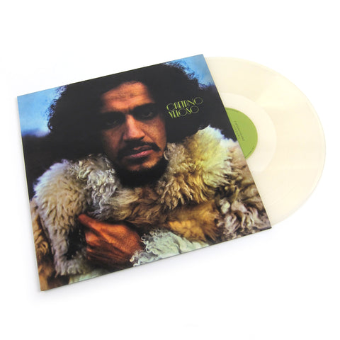 Caetano Veloso: Caetano Veloso (A Little More Blue, Colored Vinyl) Vinyl LP