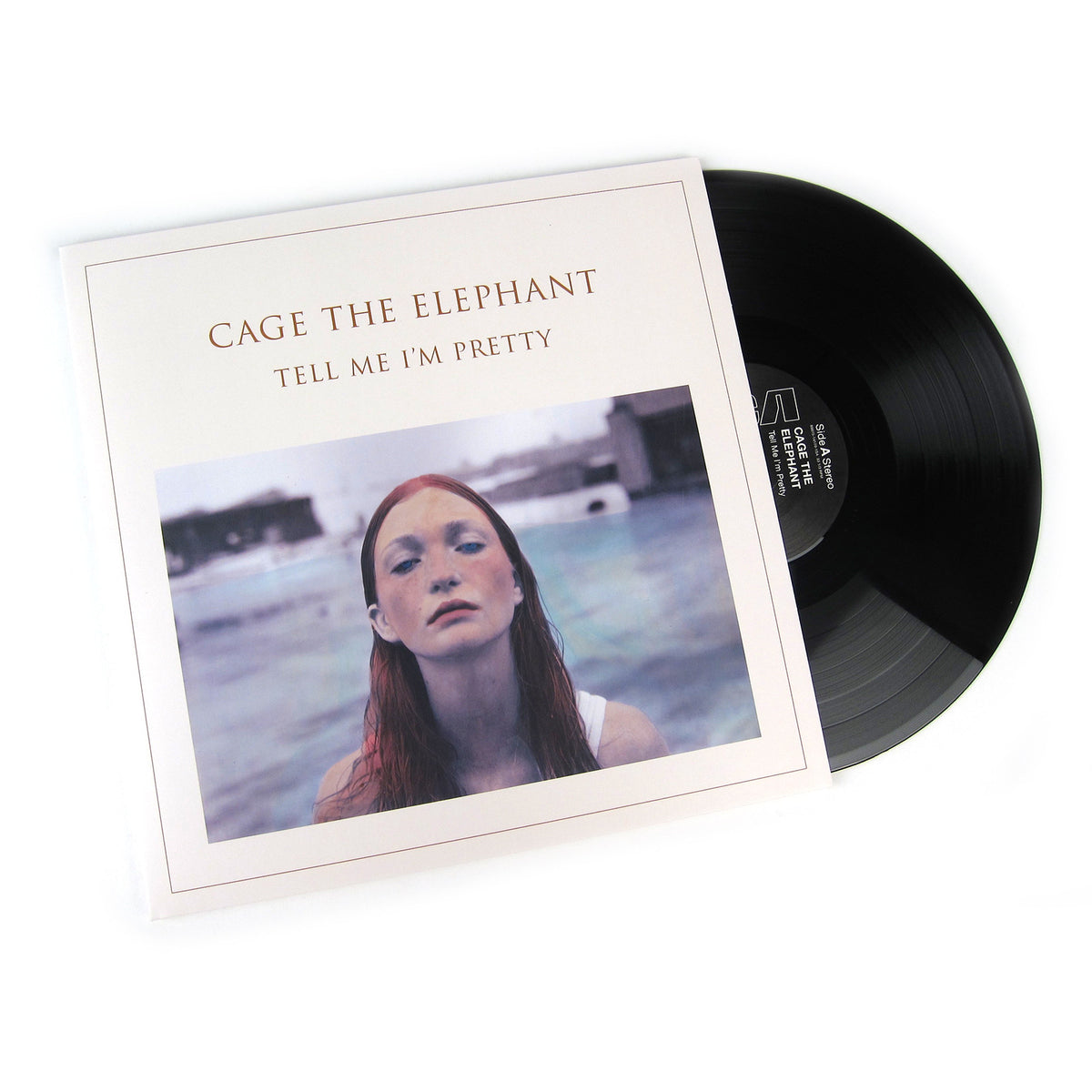 Cage The Elephant: Tell Me I'm Pretty (180g) Vinyl LP