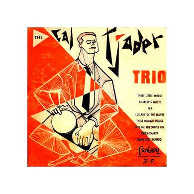The Cal Tjader Trio: The Cal Tjader Trio (Record Store Day, Colored Vinyl) 10""
