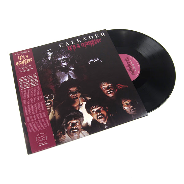 Calender: It's A Monster Vinyl LP