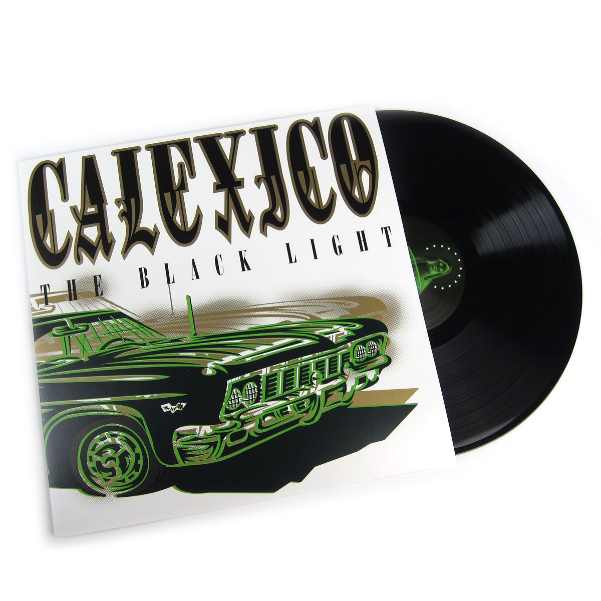 Calexico: The Black Light Vinyl LP