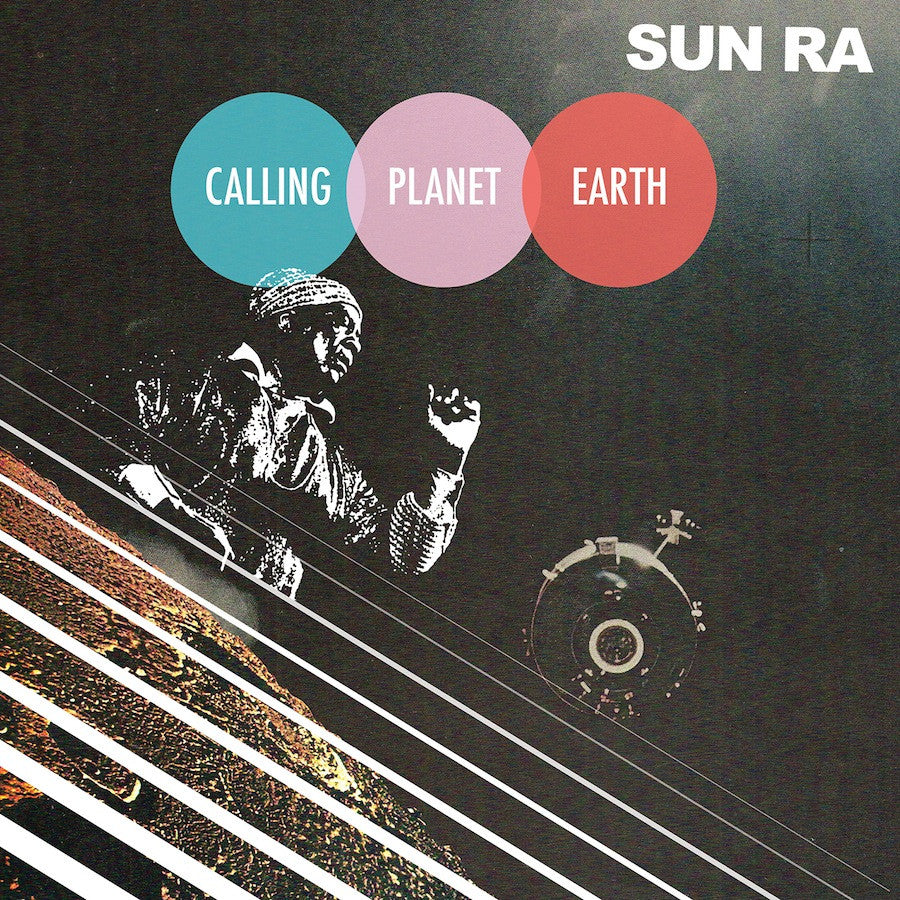 Sun Ra: Calling Planet Earth (Colored Vinyl) Vinyl LP (Record Store Day)