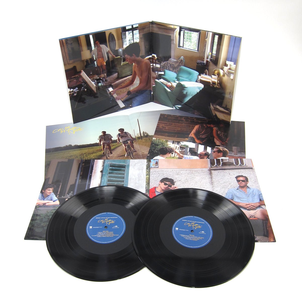 Call Me By Your Name: Call Me By Your Name Soundtrack (Music On Vinyl 180g) Vinyl 2LP