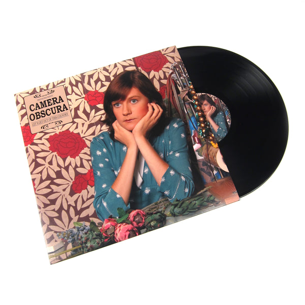 Camera Obscura: Let's Get Out Of This Country Vinyl LP