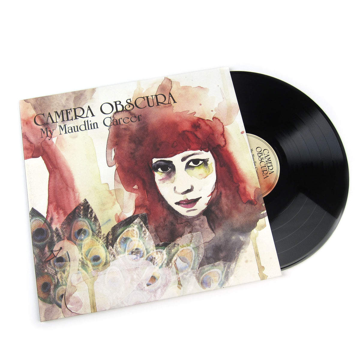 Camera Obscura: My Maudlin Career Vinyl LP