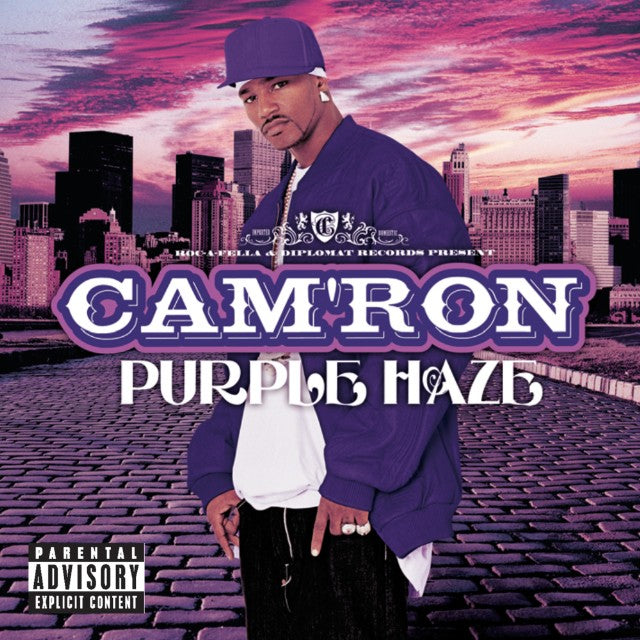 Cam'ron: Purple Haze (Colored Vinyl) Vinyl 2LP (Record Store Day)