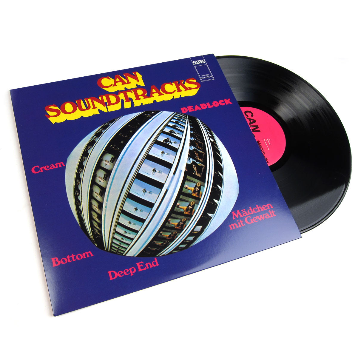Can: Soundtracks (Free MP3) Vinyl LP