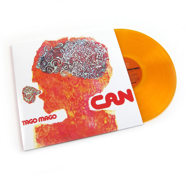 Can: Tago Mago (Colored Vinyl) Vinyl 2LP