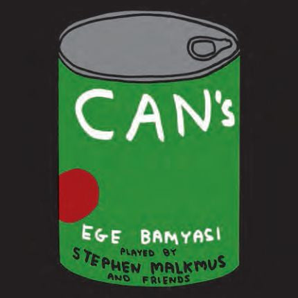 Stephen Malkmus And Friends: Can's Ege Bamyasi (Colored Vinyl) LP