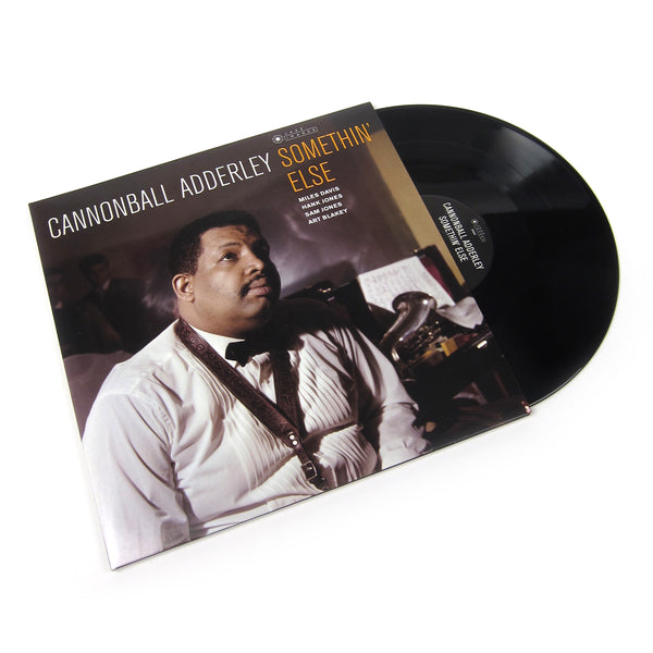 Cannonball Adderley: Somethin' Else (180g, Leloir Collection) Vinyl LP