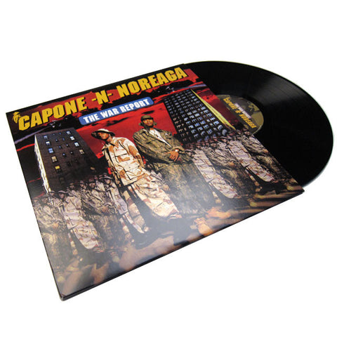 Capone-N-Noreaga: The War Report 2LP