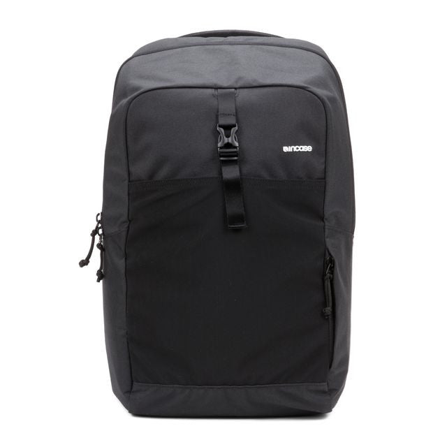 Incase: Cargo Backpack - Black / Black front