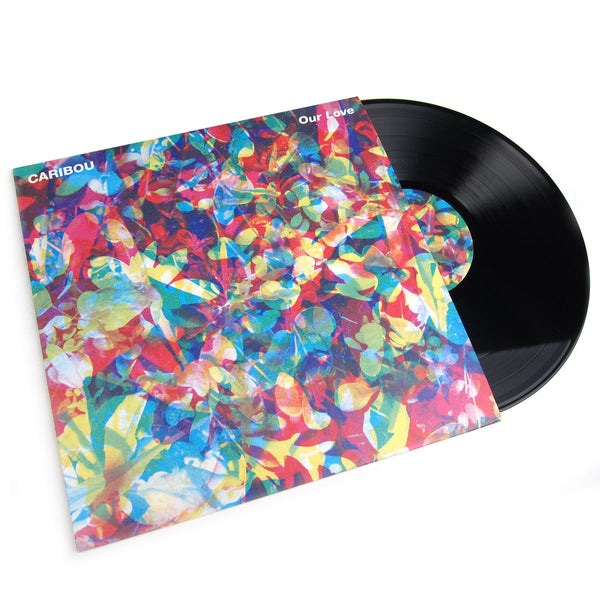 Caribou: Our Love (Free MP3, 180g) Vinyl LP