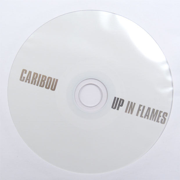 Caribou: Up In Flames LP+CD 2