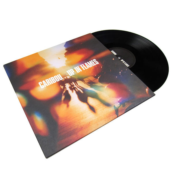 Caribou: Up In Flames LP+CD