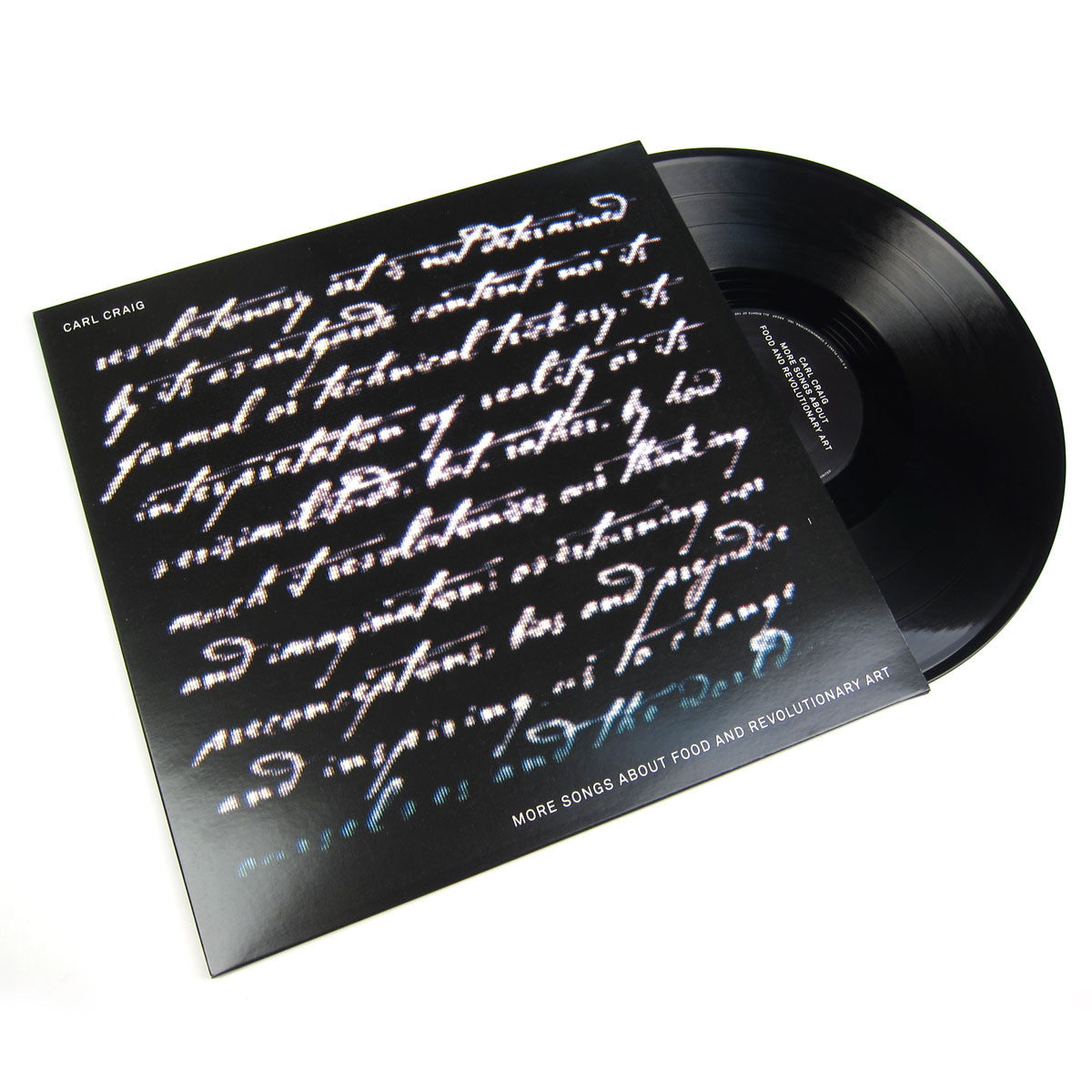 Carl Craig: More Songs About Food And Revolutionary Art Vinyl 2LP