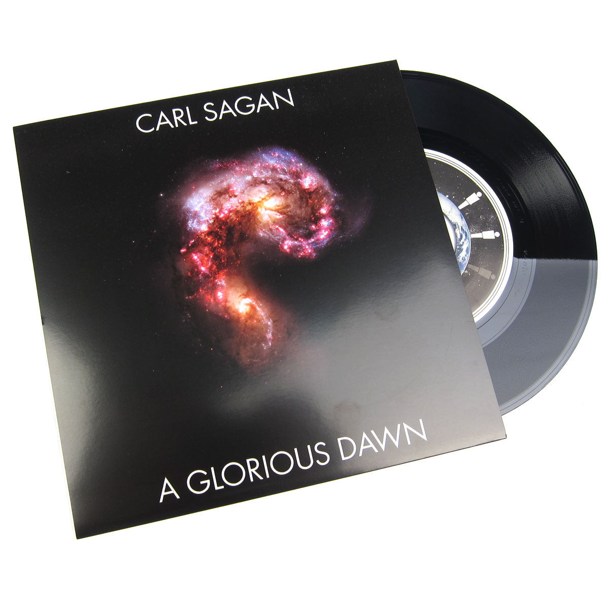 Carl Sagan: A Glorious Mind ft. Stephen Hawking Vinyl 7""