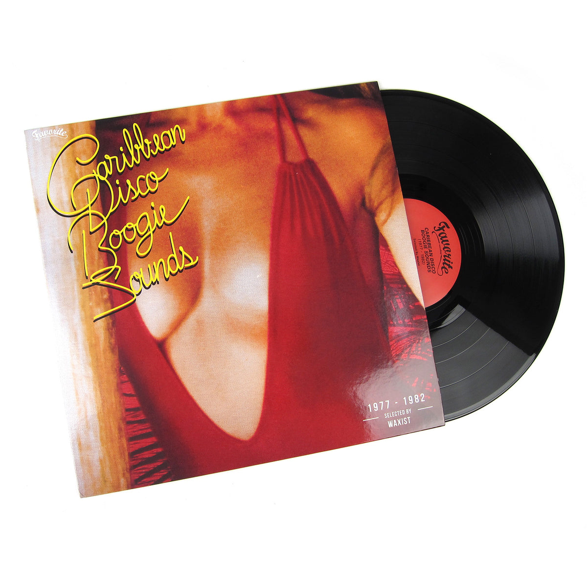 Favorite Recordings: Caribbean Disco Boogie Sounds 1977-1982 Vinyl LP