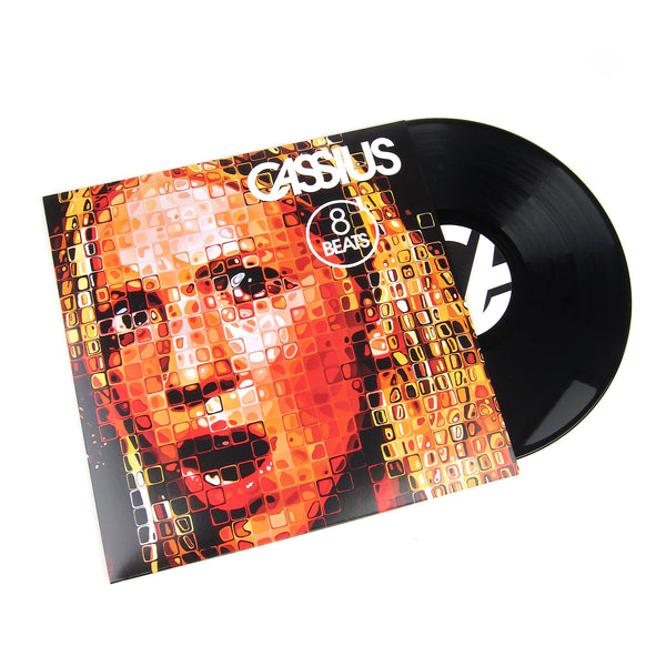 Cassius: 8 Beats (Best Of Back Catalog) Vinyl 2LP (Record Store Day)