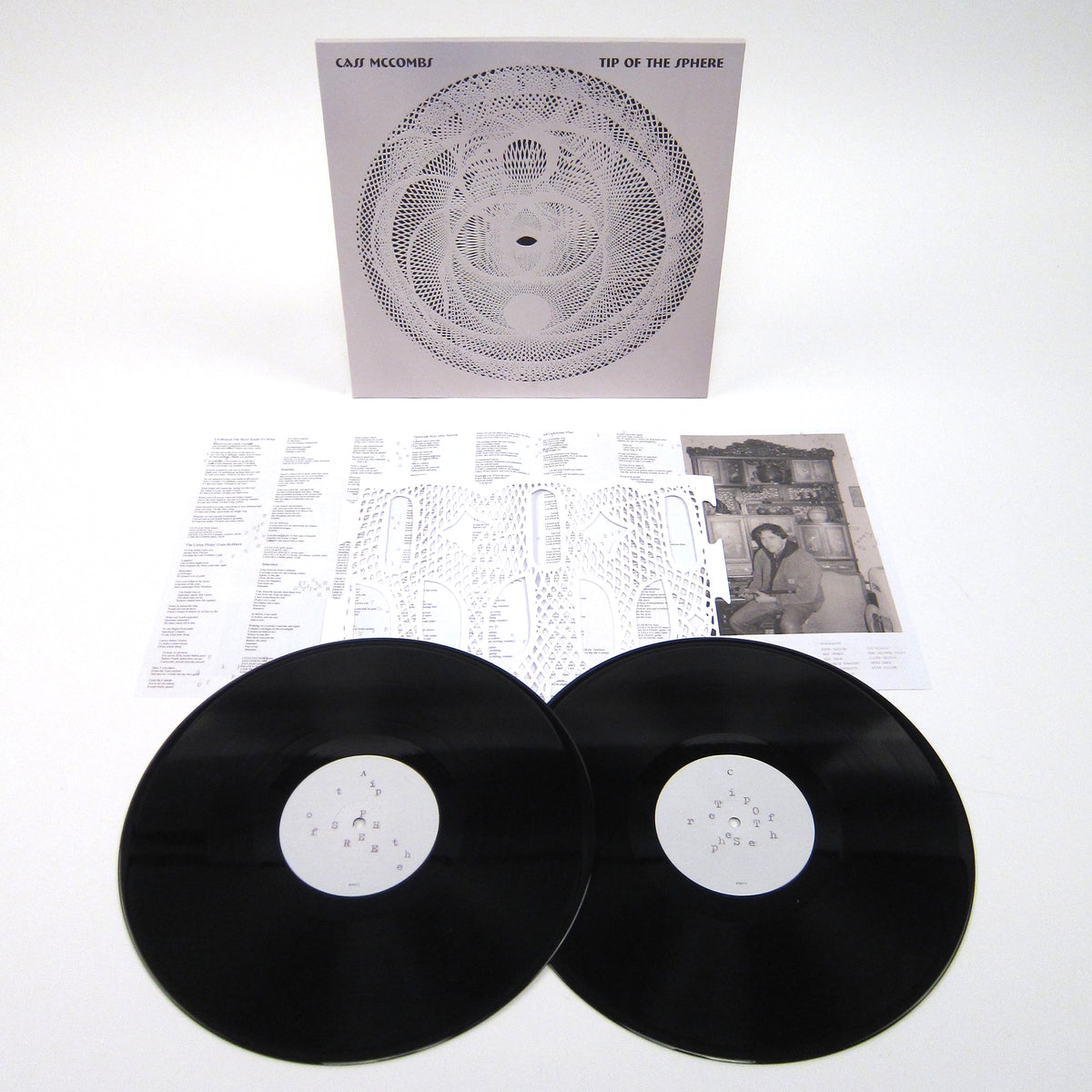 Cass McCombs: Tip Of The Sphere - Deluxe Edition Vinyl 2LP