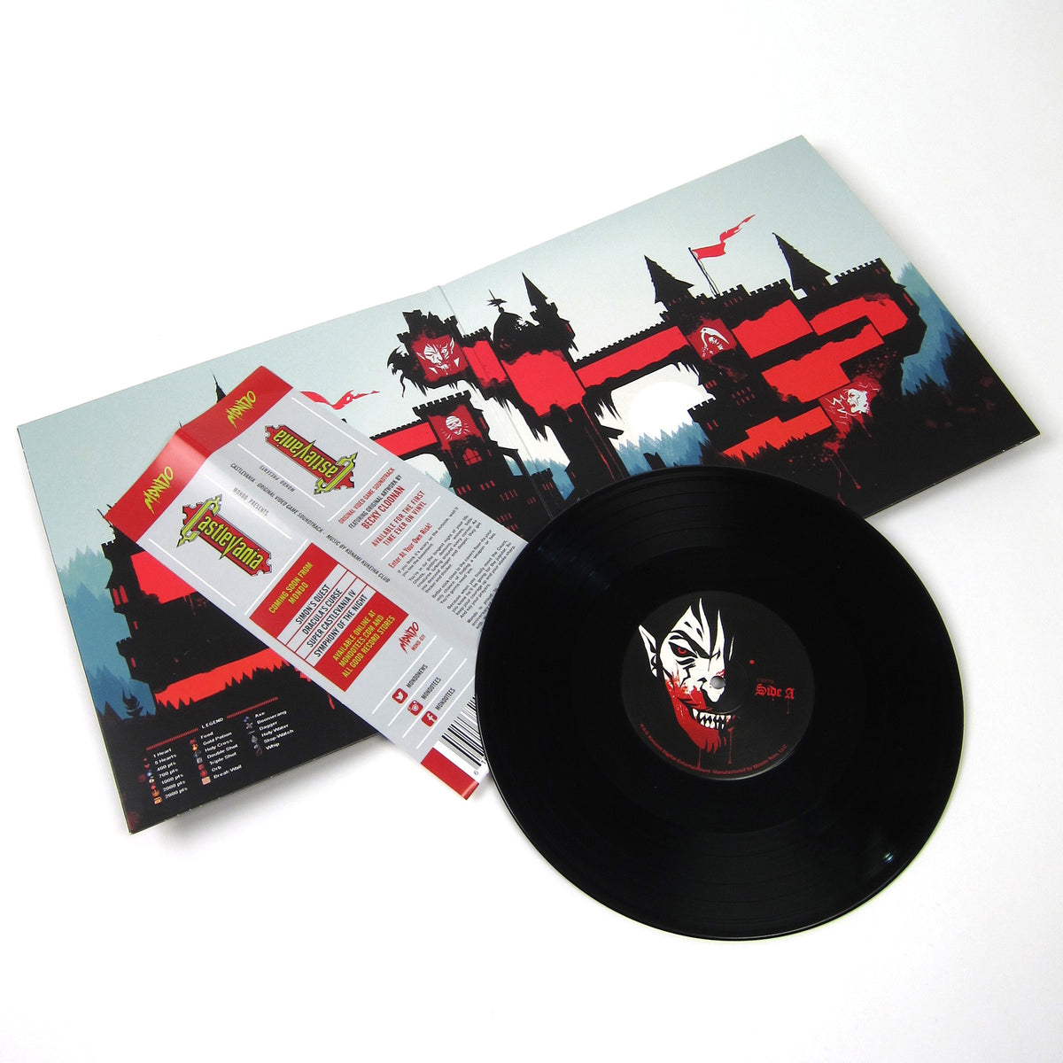 Image result for castlevania vinyl