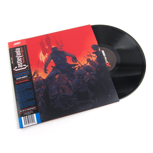 Konami Kukeiha Club: Castlevania - Rondo Of Blood / Castlevania - Dracula X (Colored Vinyl) Vinyl 2LP
