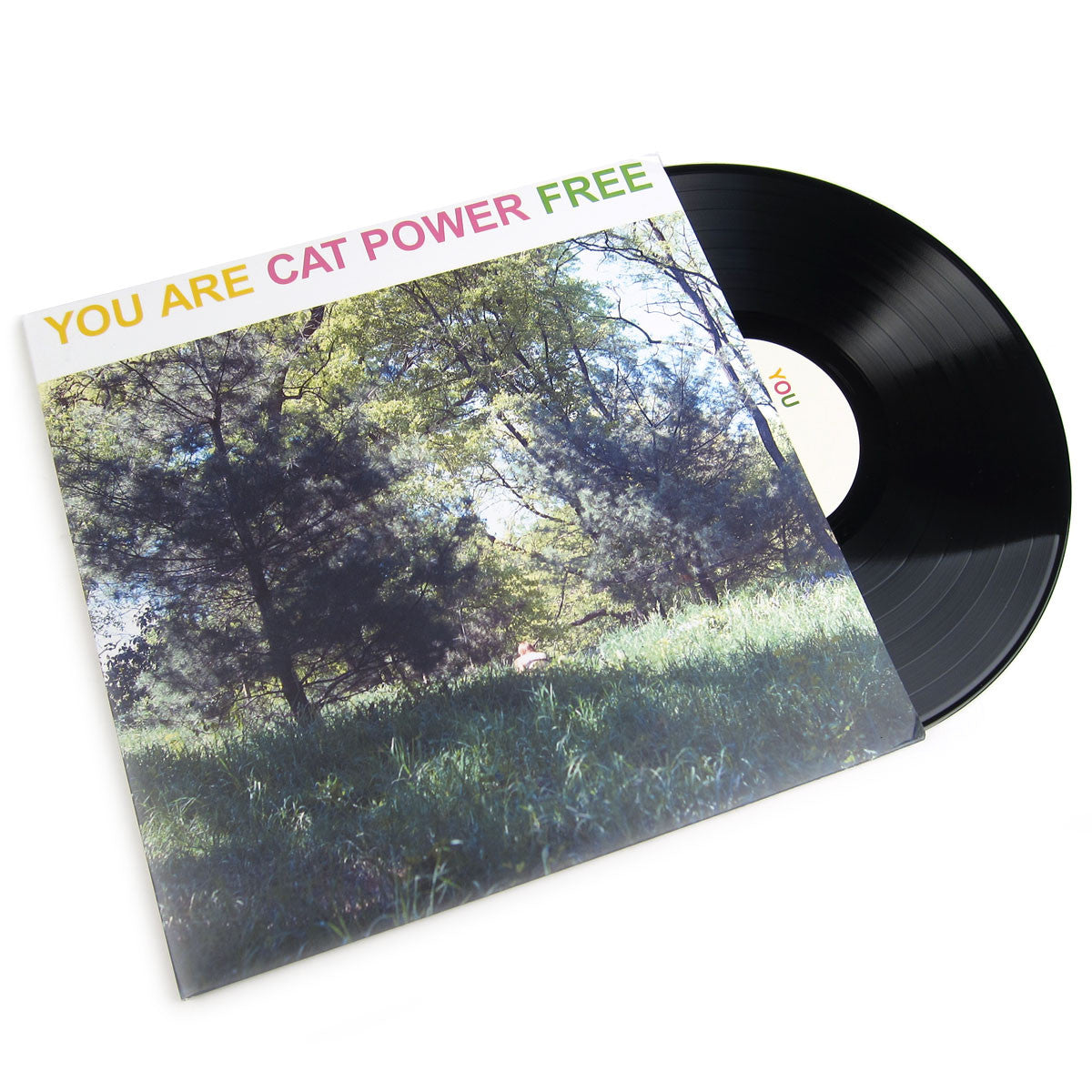 Cat Power: You Are Free (Free MP3) Vinyl LP