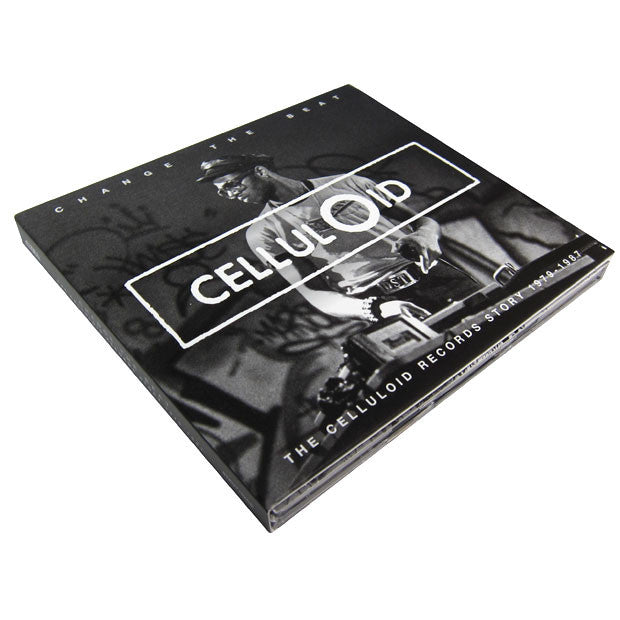 Celluloid: Change The Beat - The Celluloid Records Story 1979-1987 2CD
