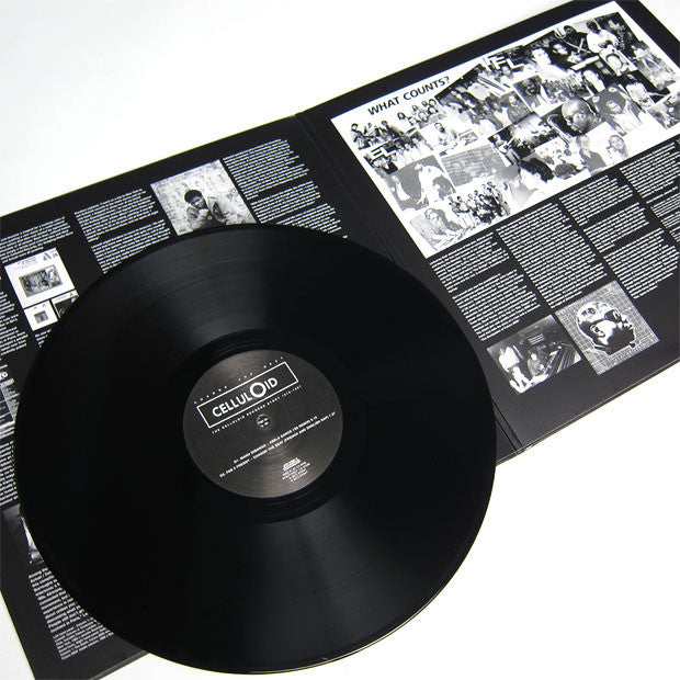 Celluloid: Change The Beat - The Celluloid Records Story 1979-1987 2LP detail