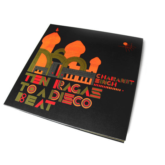 Charanjit Singh: Ten Ragas To A Disco Beat 2LP