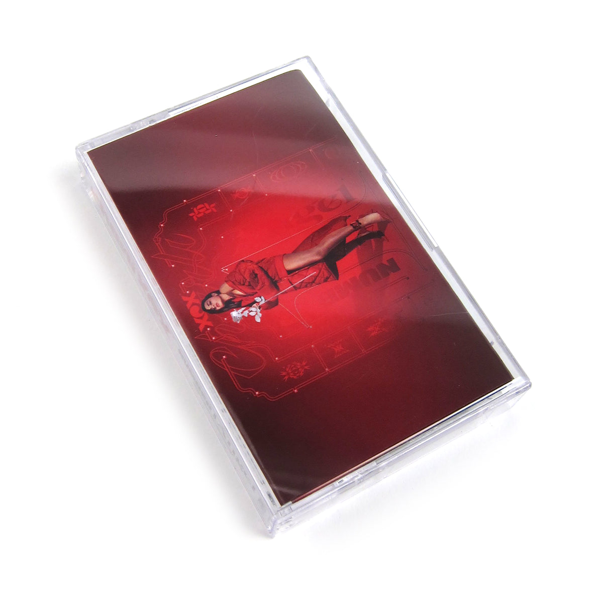 Charli XCX: Number 1 Angel / Pop 2 Cassette Tape