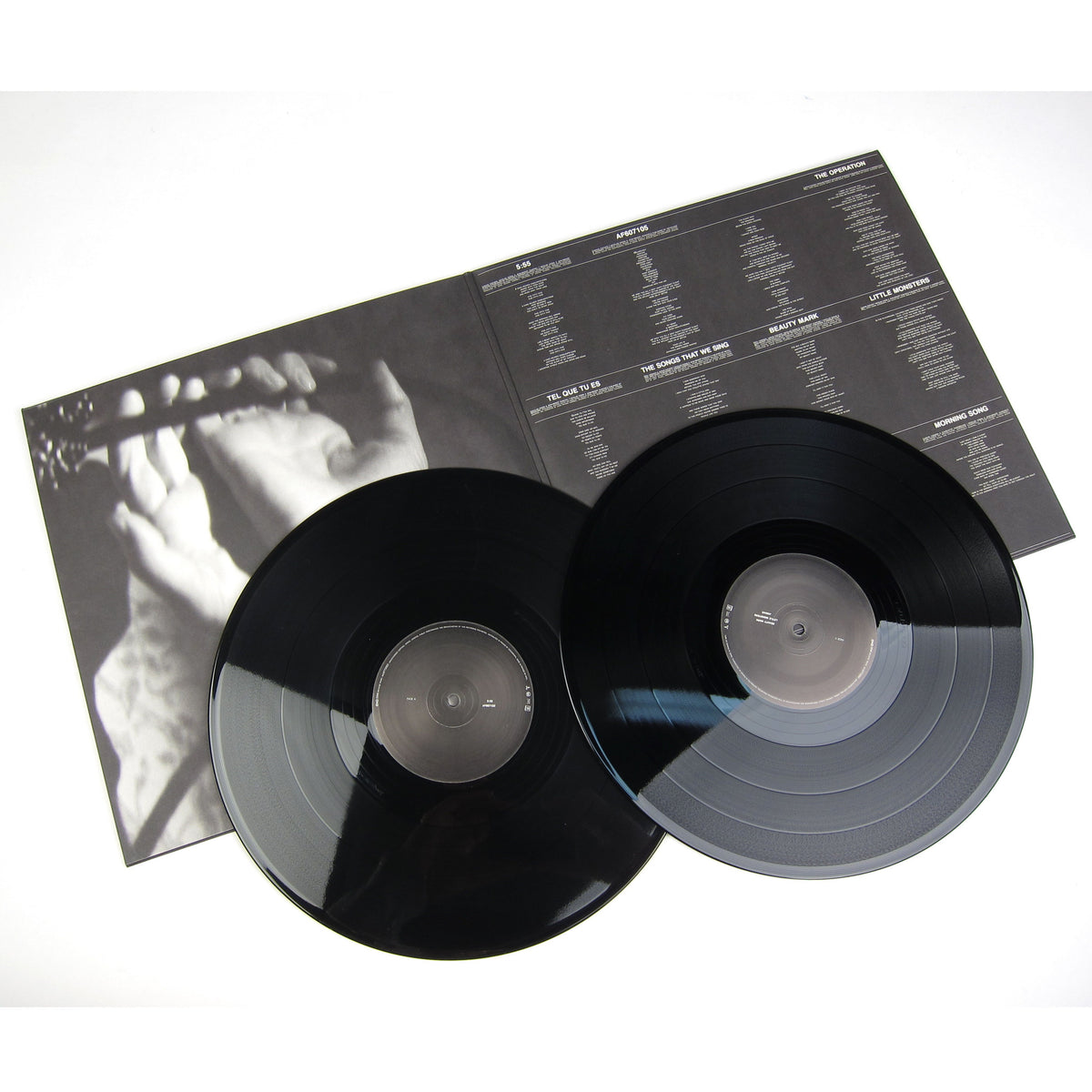 Charlotte Gainsbourg: 5:55 Vinyl 2LP+CD