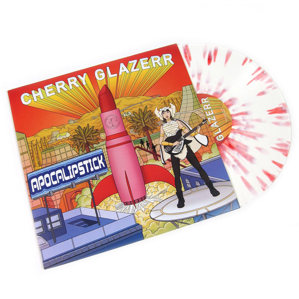 Cherry Glazerr: Apocalipstick (Colored Vinyl) Vinyl LP