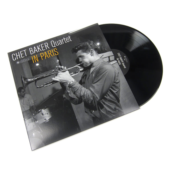 Chet (quartet) Baker: In Paris (180g, Leloir Collection) Vinyl LP