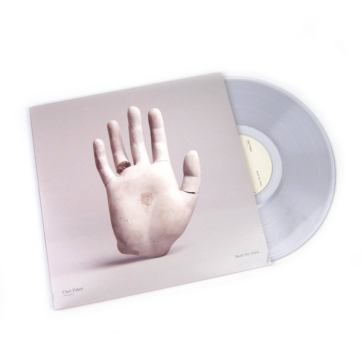 Chet Faker: Built On Glass (Colored Vinyl) Vinyl 2LP