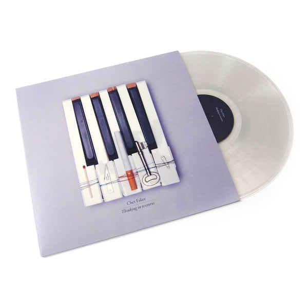 Chet Faker: Thinking In Textures (Colored Vinyl) Vinyl LP (Record Store Day)