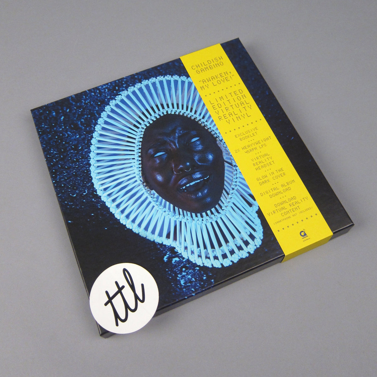 Childish Gambino: Awaken, My Love! Vinyl 2LP