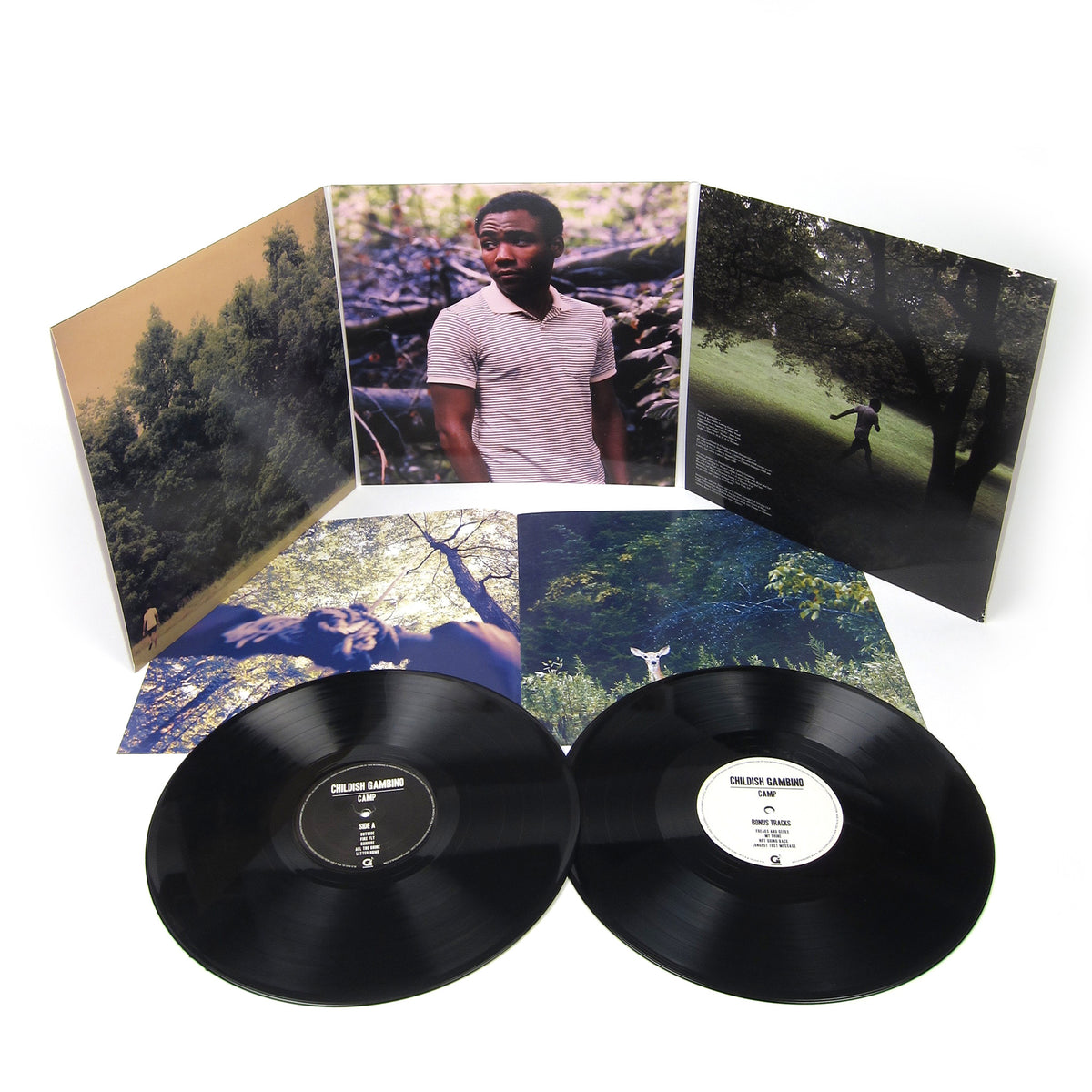 Childish Gambino: Camp (180g) Vinyl 2LP – TurntableLab.com