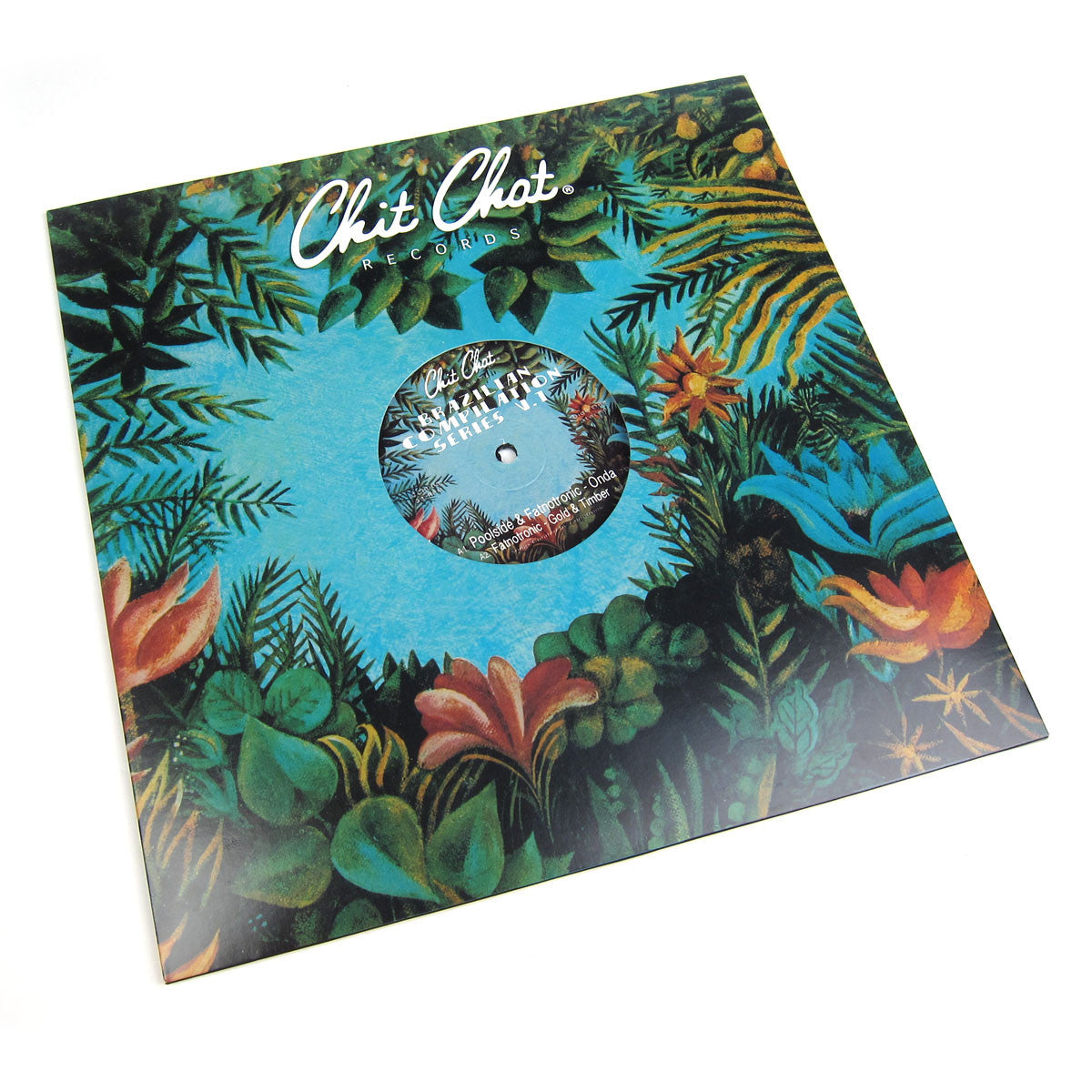 Chit Chat Records: Brazilian Compilation Series Vol.1 Vinyl 12""