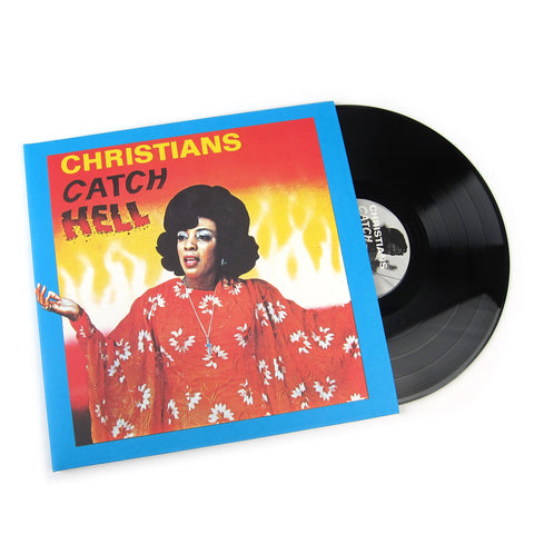Honest Jon's Records: Christians Catch Hell - Gospel Roots 1976-79 Vinyl 2LP