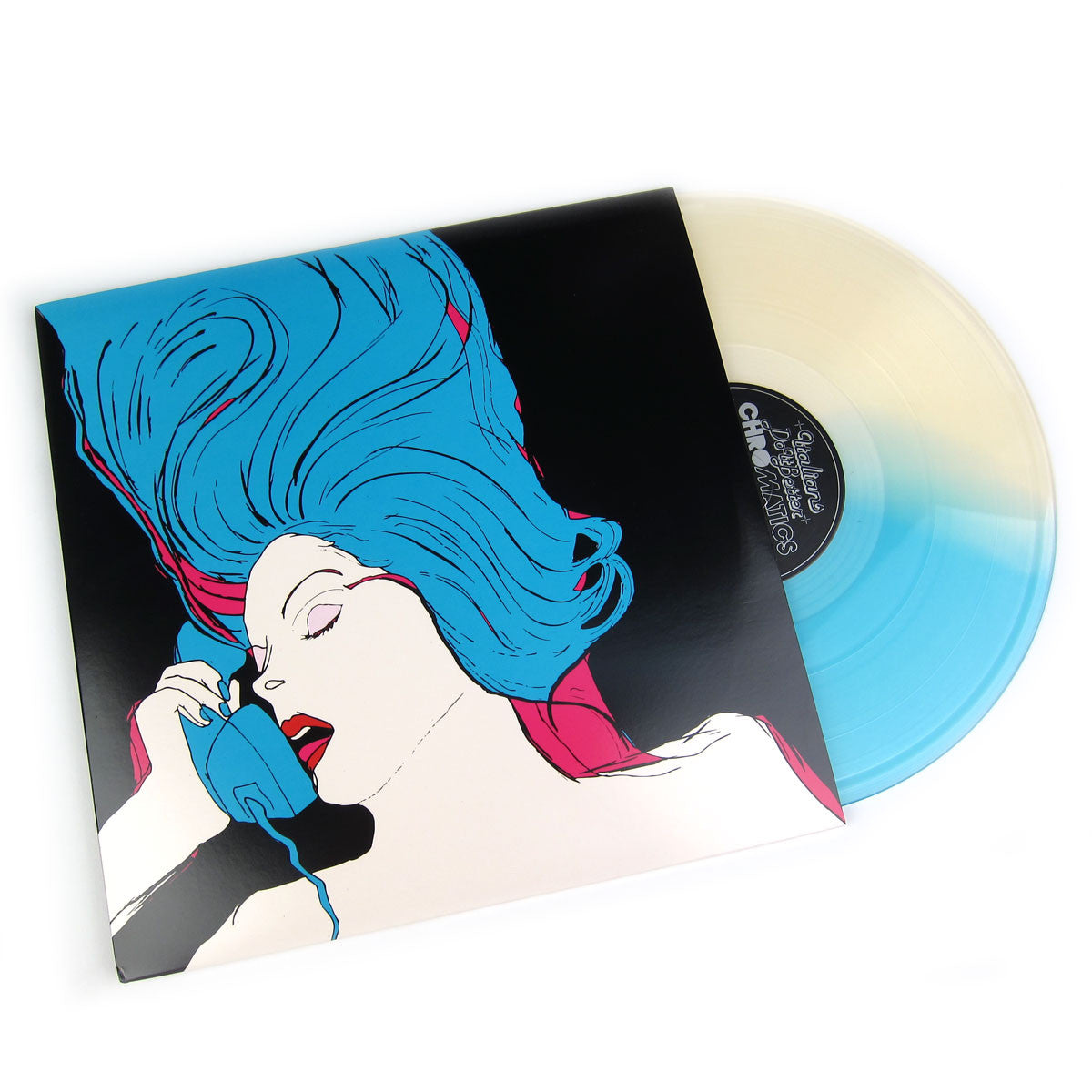 Chromatics: Night Drive Deluxe Edition (Clear Vinyl) Vinyl 2LP