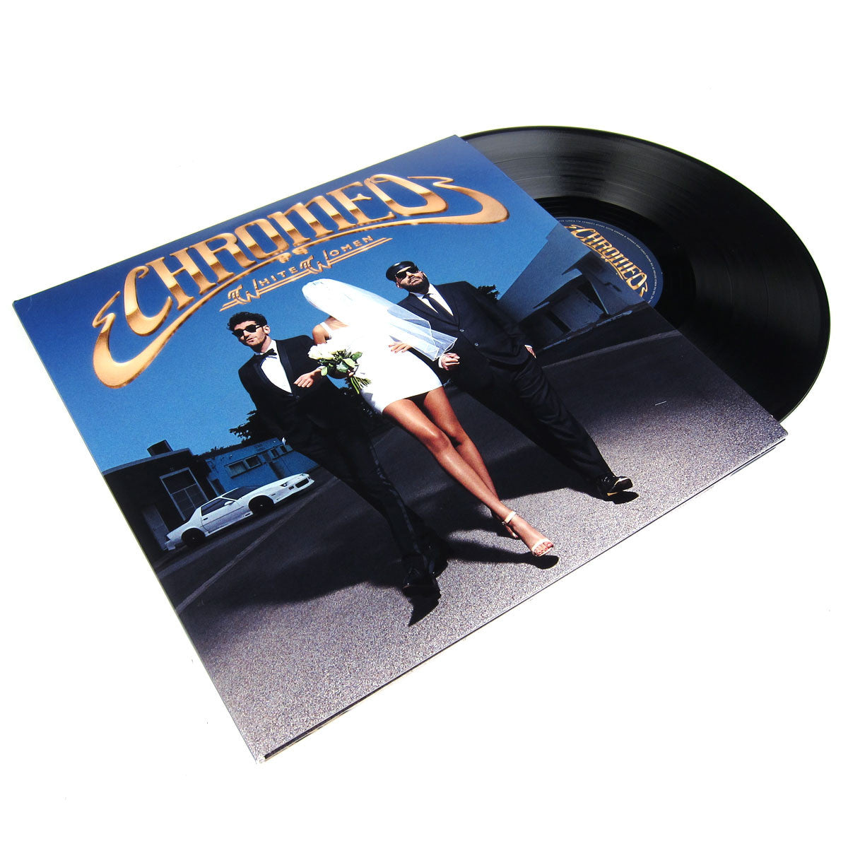 Chromeo: White Women (180g, Free MP3) Vinyl 2LP