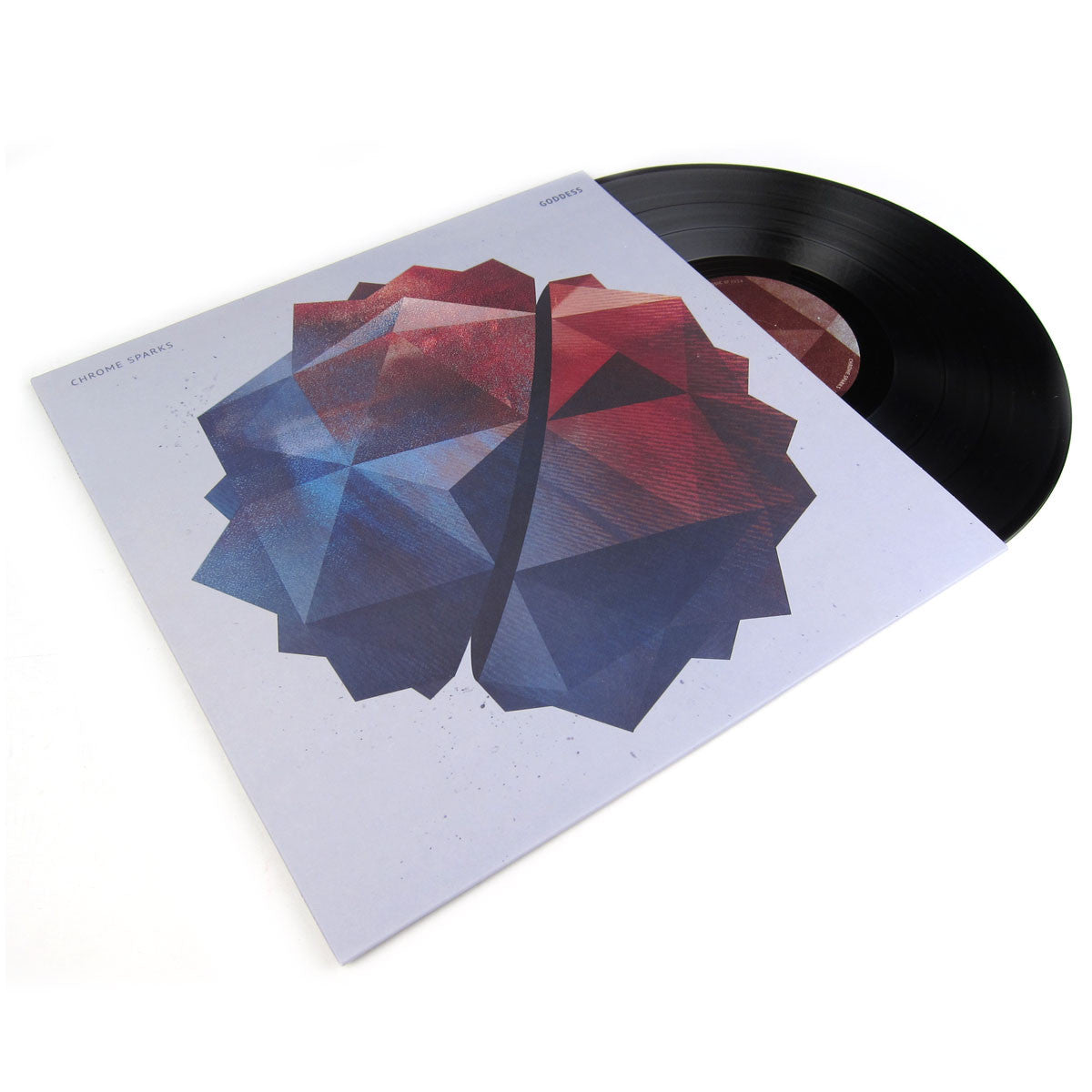 Chrome Sparks: Goddess Vinyl 12""