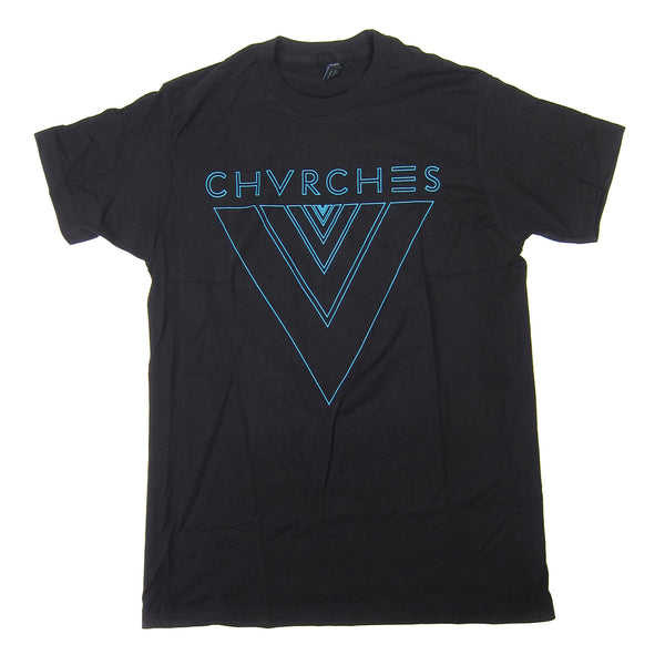 Chvrches: Tron Shirt - Black