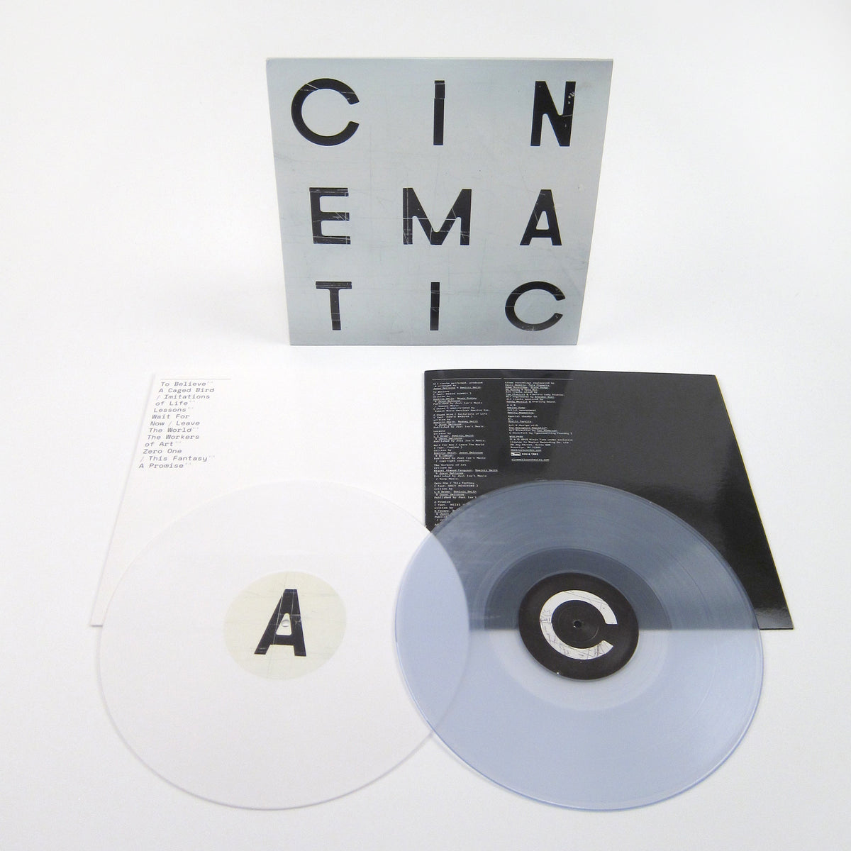 The Cinematic Orchestra: To Believe (Indie Exclusive 180g, Colored Vinyl) Vinyl 2LP